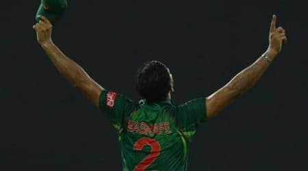 icc champions trophy, champions trophy, icc champions trophy 2017, champions trophy 2017, mashrafe mortaza, mortaza, bangladesh, bangladesh vs pakistan, pak vs ban, cricket news, cricket, indian express