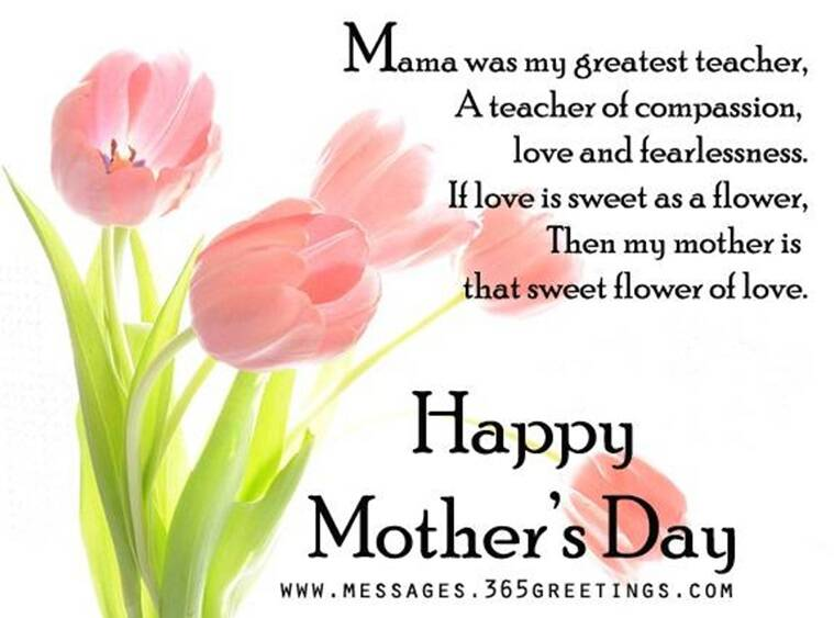 happy mother's day  wishes, greetings, quotes and mother's, Natural flower