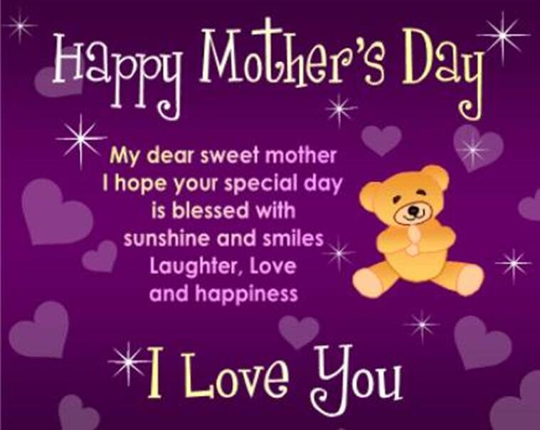 mothers day, happy mothers day, mothers day wishes, greetings for mothers day, happy Mother's Day, Mother's Day sms, Mother's Day quotes, Mother's Day greetings, mothers day date, when is mothers day, indian express, indian express news