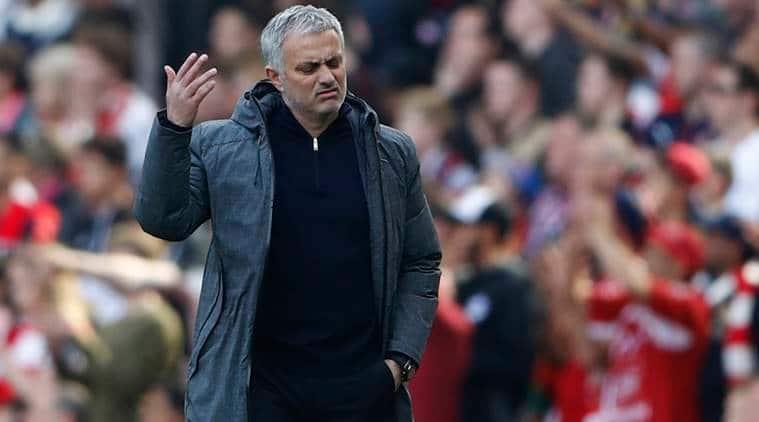 manchester united, manchester, manchester united vs arsenal, jose mourinho, mourinho, premier league, premier league table, football news, football, indian express