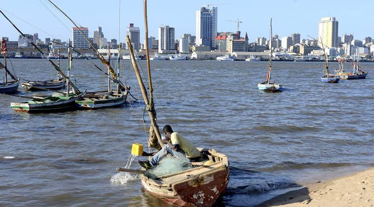 mozambique, cholera, mozambique financial crisis, cholera in africa, world news, africa news, indian express