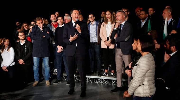 Italy's Matteo Renzi regains Democratic Partyleadership