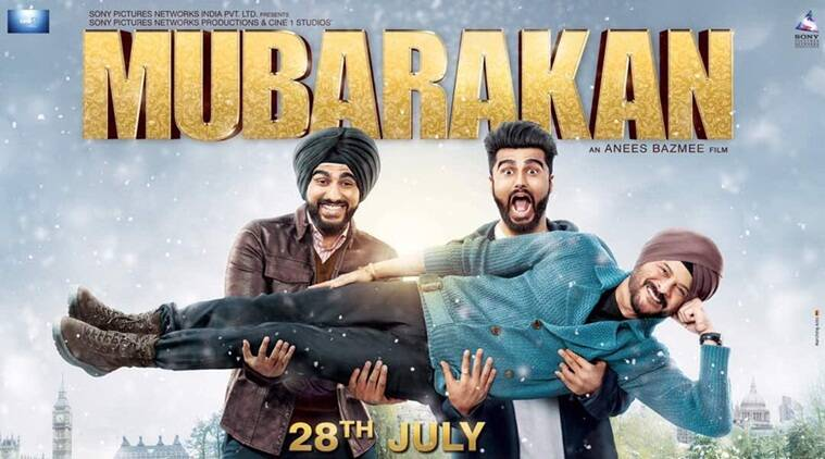 Mubarakan 7th Day Box Office Collection