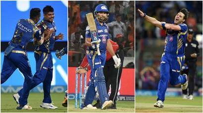 RPS vs MI: Mumbai Indians' road to IPL 2017 final
