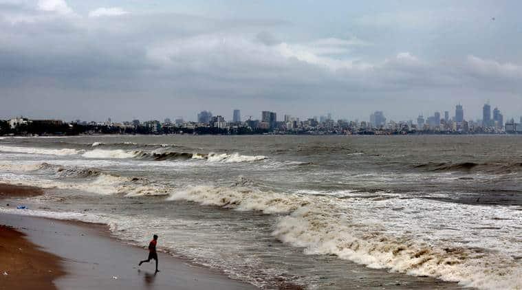 Monsoon, Southwest monsoon, Mumbai rains, Versova beach