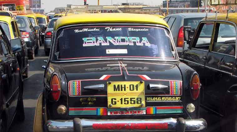Kaali-Peelis, Mumbai Taxi, Mumbai cab aggregators, Mumbai news, maharashtra news, indain express news