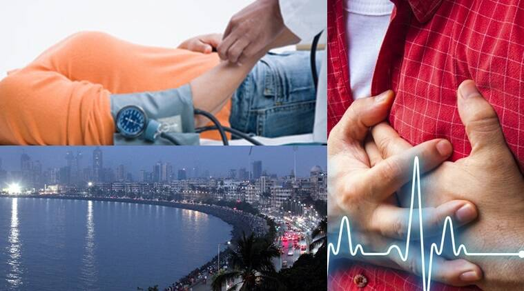 hypertension, high blood pressure, doctor check up, hypertension prevention, causes of hypertension, mumbai disease, blood pressure, high blood pressure, mumbai people, mumbai doctors, research on mumbai, survey on mumbai people, health survey, health, indian express, indian express news