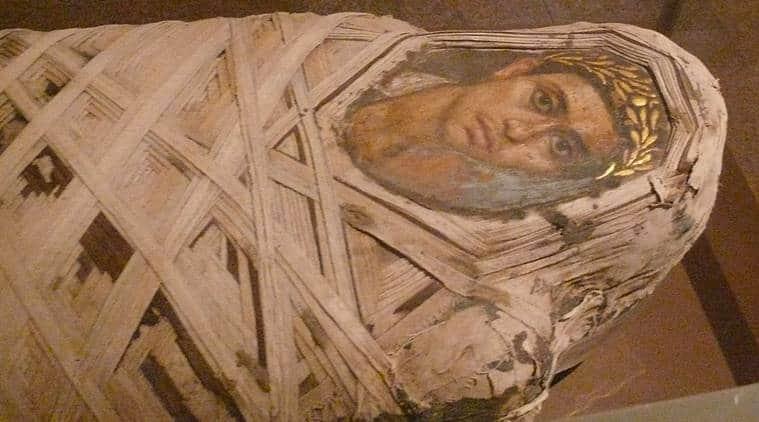 egypt, egyptian mummies, mummy, eygpt-mummy, archaeologists, cairo, world news, indian express