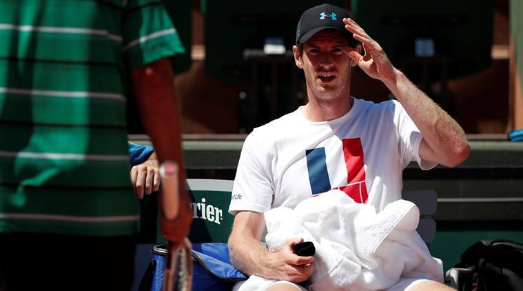 french open, murray, konta, tennis, indian express