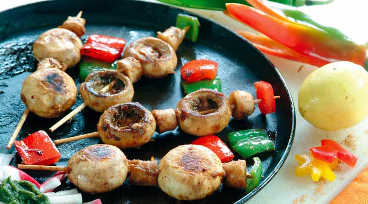 health, nutrition, nutritional level, eating mushrooms, benefits of eating mushrooms, grilled mushrooms recipes, mushrooms and health,research, indian express, indian express news
