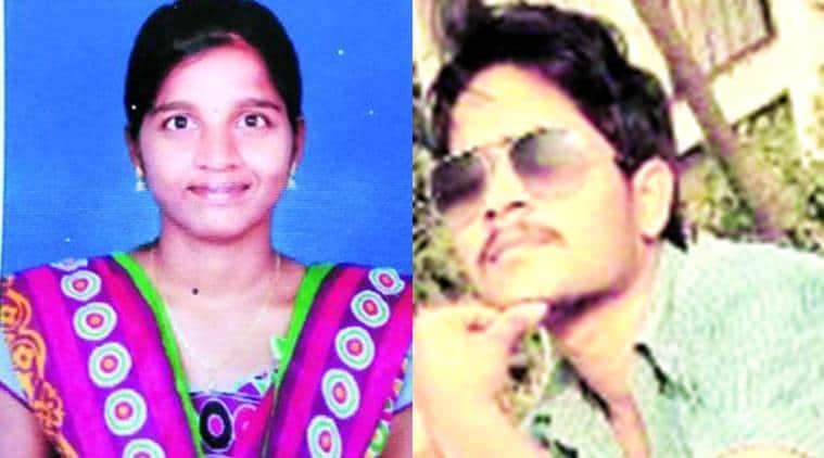 couple murdered, telangana couple murdered, lingarajpalli village couple murdered, Amboji Naresh, couple murder mystery, murder case, indian express news