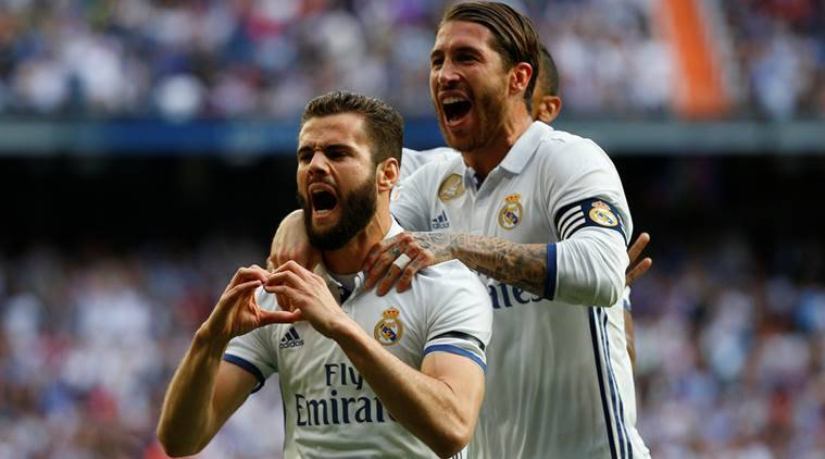 Madrid done rotating players as it goes for Spanish title