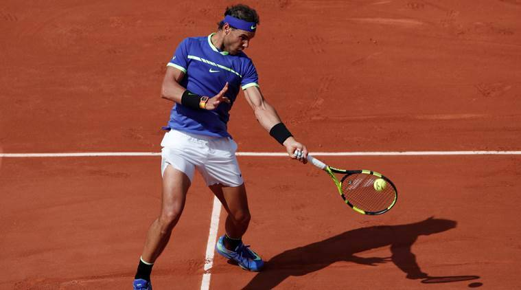 rafael nadal, nadal, french open, french open 2017, roland garros, tennis news, tennis, indian express