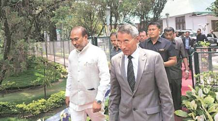 Why a meeting between Nagaland, Manipur CMs broke new ground this week