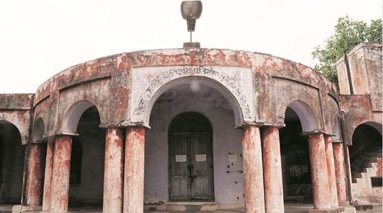 Nahan Kothi, Nahan Kothi restoration, Nahan Kothi monument, Panchkula Nahan Kothi, Haryana, Haryana government, Indian Express, Indian Express News