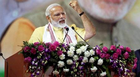 Northeast new engine of India's growth, says PM Modi