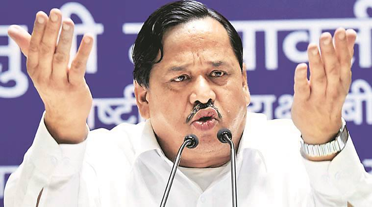 BSP expels Nasimuddin Siddiqui and his son from party