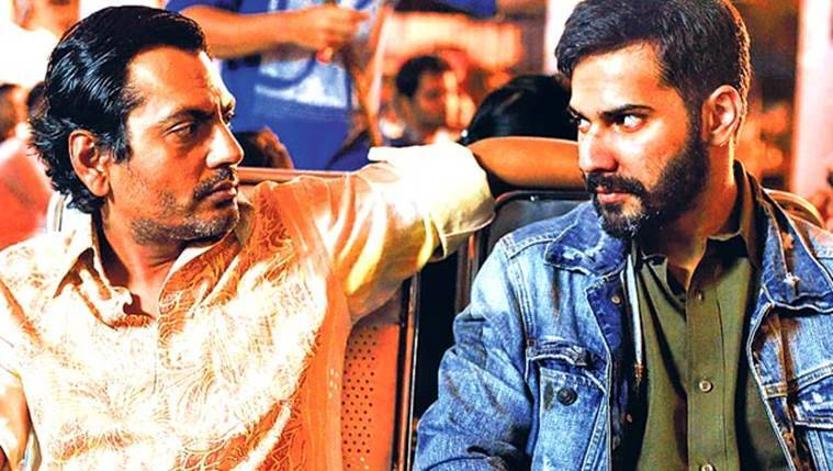 Varun Dhawan and Nawazuddin Siddiqui in Badlapur