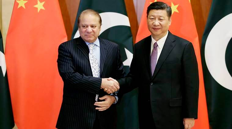china, china pakistan, nawaz sharif, xi jinping, Indus River Cascade, china pakistan investment, world news, indian express news