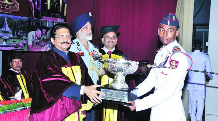 National Defence Academy, Pune National Defence Academy, Pune NDA convocation, terrorism, Ch Vidyasagar Rao, indian express news