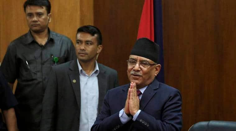 Pushpa Kamal Dahal, nepal, nepal PM, nepal polls, sushila karki, nepal, nepal Pushpa Kamal Dahal, sushila karki impeachment, nepal politics, nepal crisis, latest news, latest world news, indian express