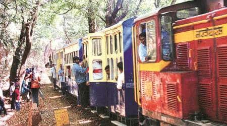 After 18 months, Matheran toy train set to chug alongtoday