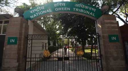 UPSIDC, NGT fine, National green tribunal, tronica city, NGT news, UP pollution, india news, latest news, indian express