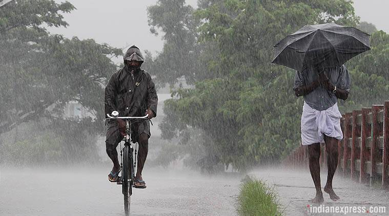 southwest monsoon, southwest monsoon to hit kerala, kerala monsoon, indian weather department, monsoon this year