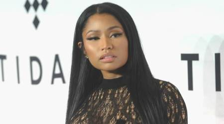 Nicki Minaj, Nicki Minaj charity, Nicki Minaj India, Nicki MInaj village charity
