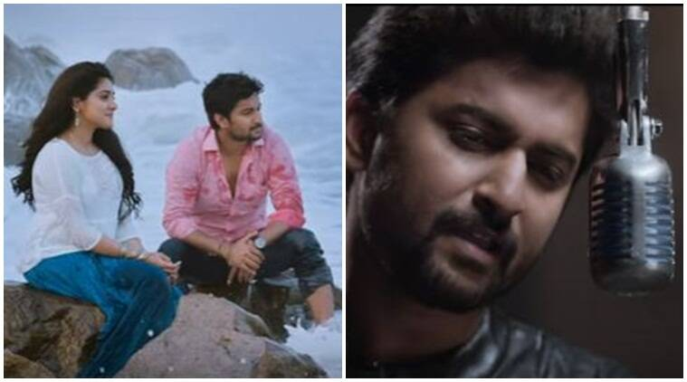 nani, ninnu kori movie, ninnu kori movie song, ninnu kori movie song adiga adiga stills