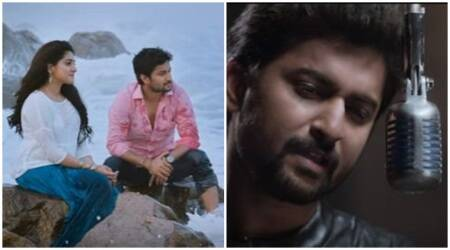 Ninnu Kori song Adiga Adiga: Nani starrer's soulful love ballad is paired with heart-wrenching lyrics. Watch video