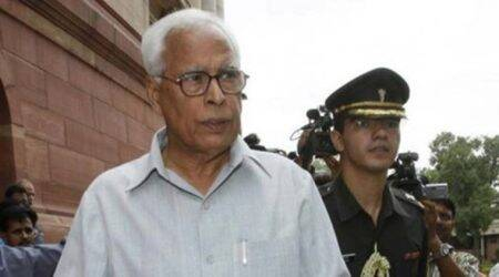 Rina Mitra, J-K Governor Vohra discuss internal security, LoC situation