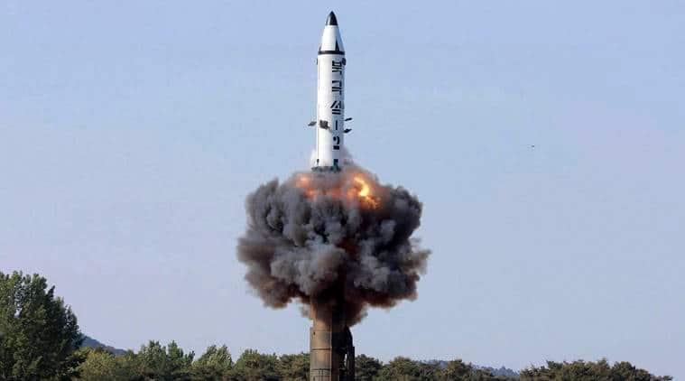 North Korea, US sanctions, China-US talks, China US talks, N Korea, North korea missiles, N korea missiles, North Korea ballistoc missiles, world news, indian express news