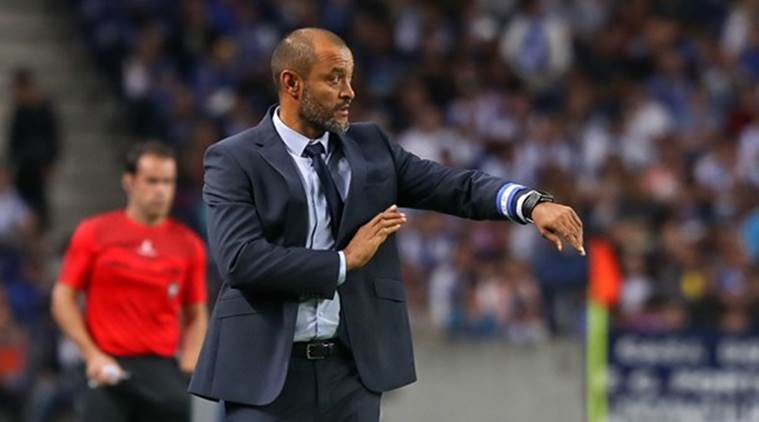 Porto Coach Nuno Espirito Santo Leaves After One Season Sports News The Indian Express