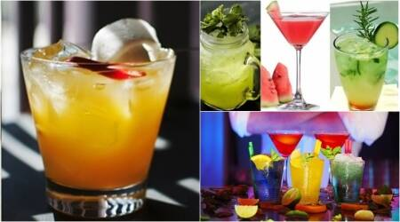 mocktails, best mocktails, thirst quenchers, mocktails and fun, home made mocktails, refreshing thirst quenchers, healthy lifestyle, indian express, indian express news