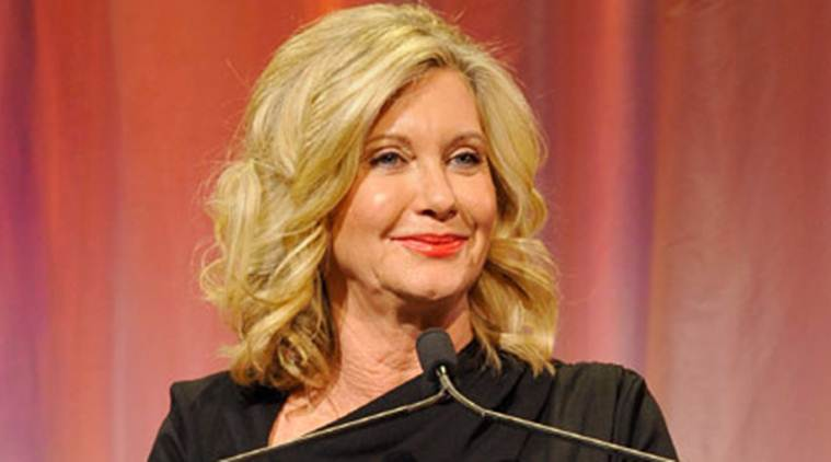 Olivia Newton John Postpones Tour As She Battles Breast Cancer Entertainment News The Indian Express