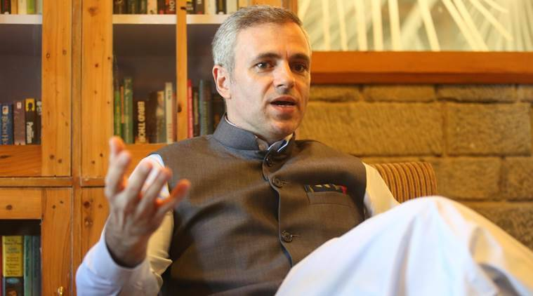 Omar Abdullah, kashmir, kashmir unrest, Omar Abdullah Kashmir, kashmir youth, kashmir violence, latest news, india news, indian express