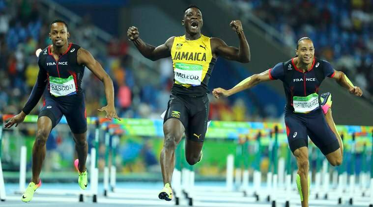 Manyonga shines in Shanghai with unbeatable jumps