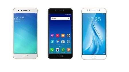 Oppo F3 to vivo V5 Plus: The best selfie smartphones to consider