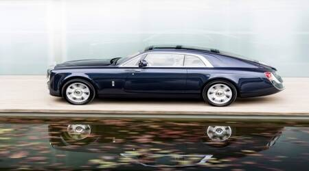 Rolls-Royce Sweptail: A luxury not for sale