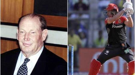 From the Vault, From the Vault news, From the Vault updates, cricket archives, AB de Villiers, Chris Gayle, Dilip Vegsarkar, Kerry packer, sports news, sports, cricket news, Cricket, Indian Express