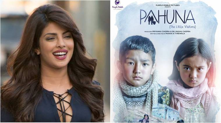 pahuna, priyanka chopra, priyanka chopra pahuna, pahuna poster