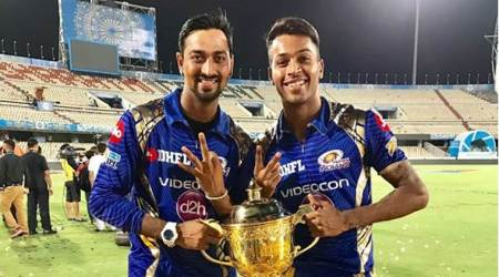 Hardik Pandya, krunal pandya, india vs sri lanka, sri lanka vs india, ind vs sl, cricket news, cricket, sports news indian express
