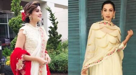 Taapsee Pannu or Gauahar Khan: Who carried the desi summer wedding style better?