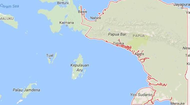 Indonesia passenger plane, Indonesia plane, Indonesia flight, Passenger Plane Indonesia, Indonesia Plane, World News, Latest World News, Indian Express, Indian Express News
