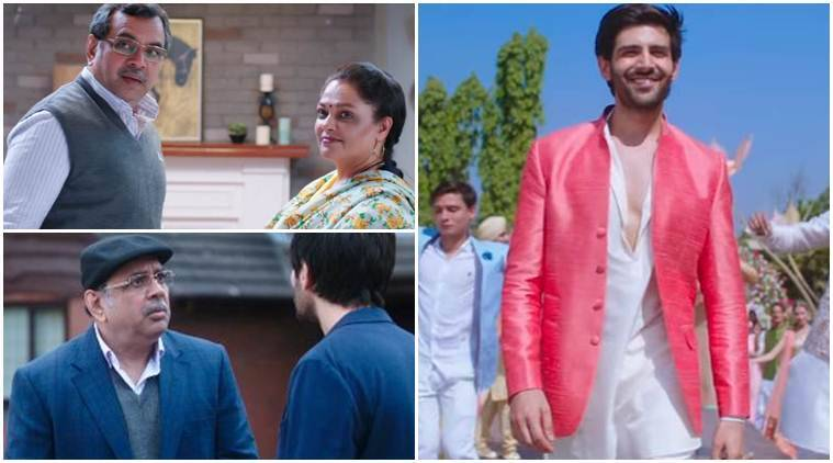 Guest iin London, Guest iin London trailer, Guest iin London starcast, kartik aryan, kriti kharbanda, atithi tum kab jaoge sequel, Guest iin London songs, Guest iin London paresh rawal, tanvi azmi