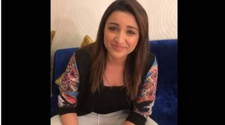 Parineeti Chopra, Parineeti Chopra songs, Meri Pyaari Bindu, Ayushmann Khurrana, Meri Pyaari Bindu concert, entertainment news, indian express, indian express news