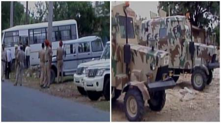 Pathankot on high alert after bag containing Army fatigues found, search operationsunderway