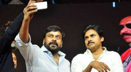 Chiranjeevi, Pawan Kalyan come together for the biggest Telugu movie ever, Trivikram to direct