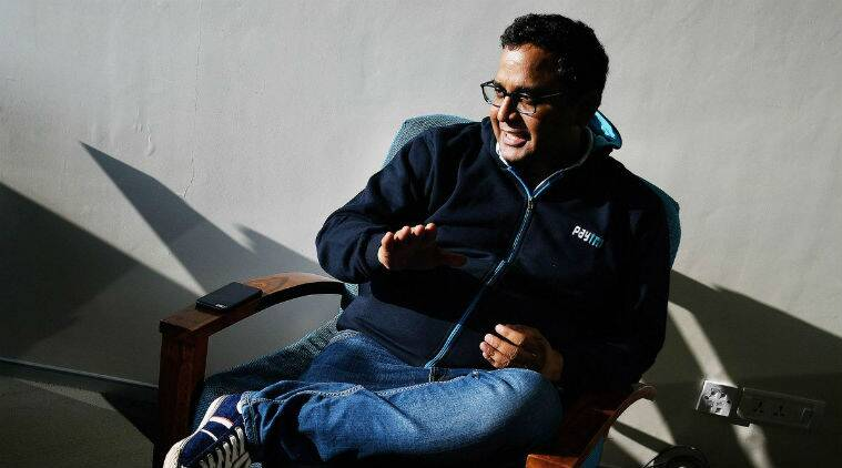 Vijay Shekhar Sharma, Paytm, Lutyens' Delhi, SoftBank Group